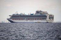Registran más de 100 casos de Covid-19 en crucerco Diamond Princess