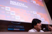 Se queja Evo Morales de su inhabilitación como candidato