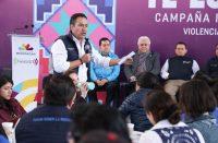 Cambiar la realidad de la juventud, tarea de todos: Carlos Herrera