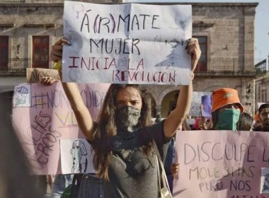 Policía Municipal no intervendrá en marcha feminista de este sábado: Arróniz