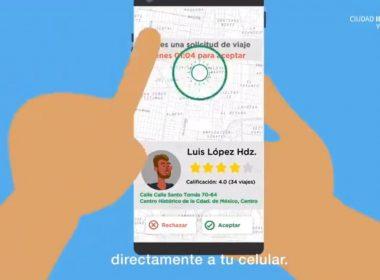 """Servicio """"Mi Taxi"""" comenzará operar en marzo en CDMX"""