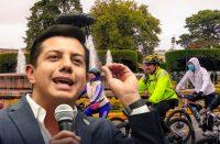 Manifestación en ciclovía es resultado de inoperancia: Oscar Escobar