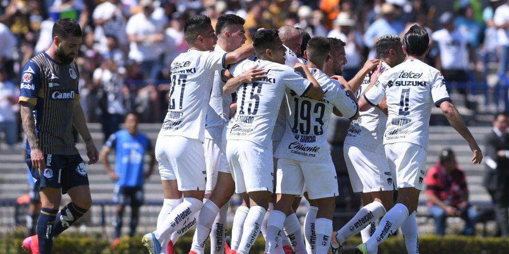 Pumas mantiene el invicto en el Clausura 2020