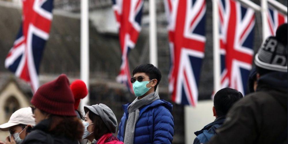 Declara Reino Unido amenaza grave e inminente al coronavirus