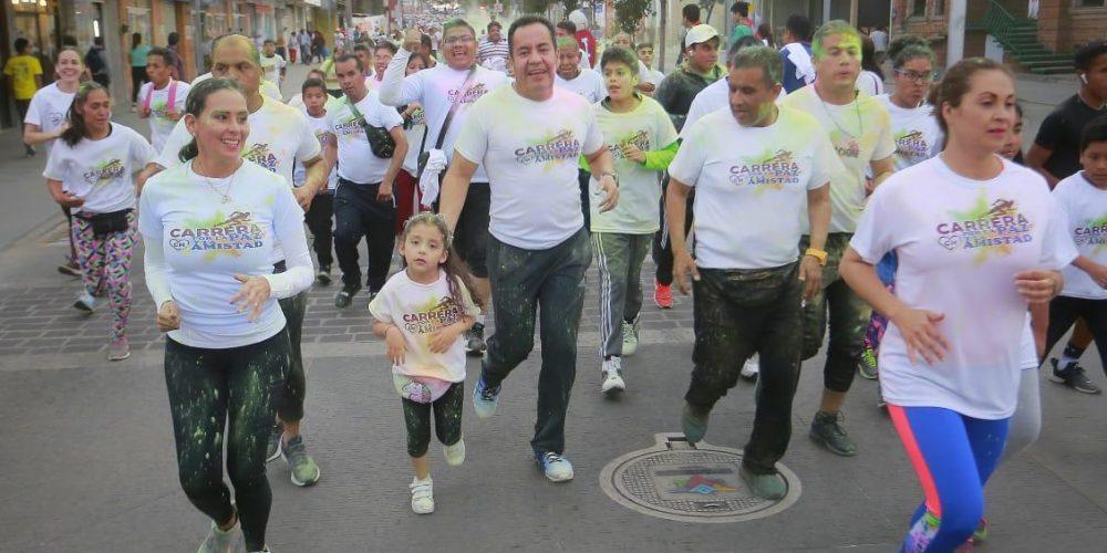 Construir la paz desde el deporte, una labor diaria: Carlos Herrera