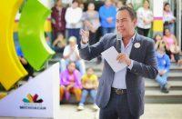 Garantiza Gobierno atención gratuita y prioritaria a niños con enfermedades cancerígenas: Carlos Herrera