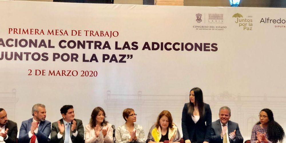 Adicciones en Michoacán