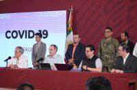 "Se disparan casos de coronavirus en México; ""quédate en casa"" insisten"