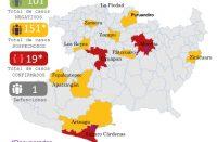 Aumenta a 19 casos de coronavirus en Michoacán