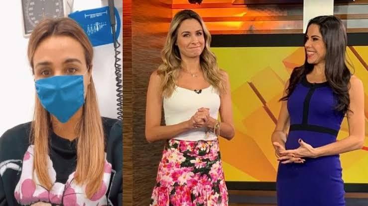Paola Rojas en cuarentena tras positivo de una de sus compañeras