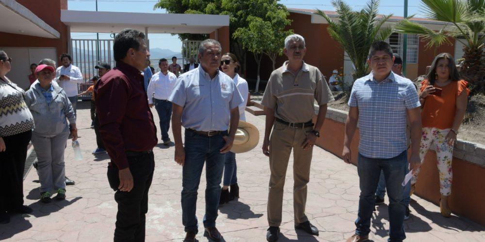 Garantiza Raúl Morón que servicios municipales no pararán
