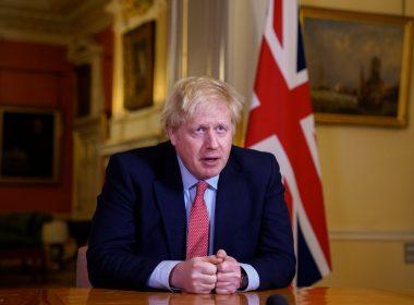Boris Johnson primer ministro de Reino Unido de positivo en Covid-19