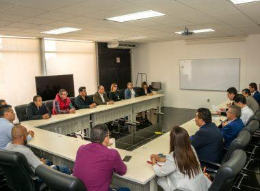 STUMICH y UMSNH integran comisiones mixtas