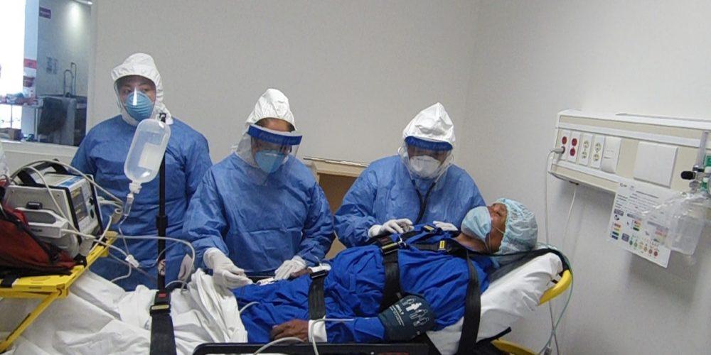 Michoacán los 22 mil casos de coronavirus