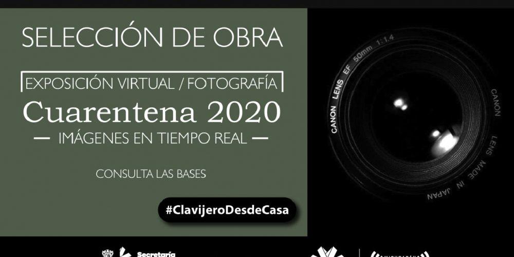 Presentarán exposición virtual fotográfica sobre COVID-19