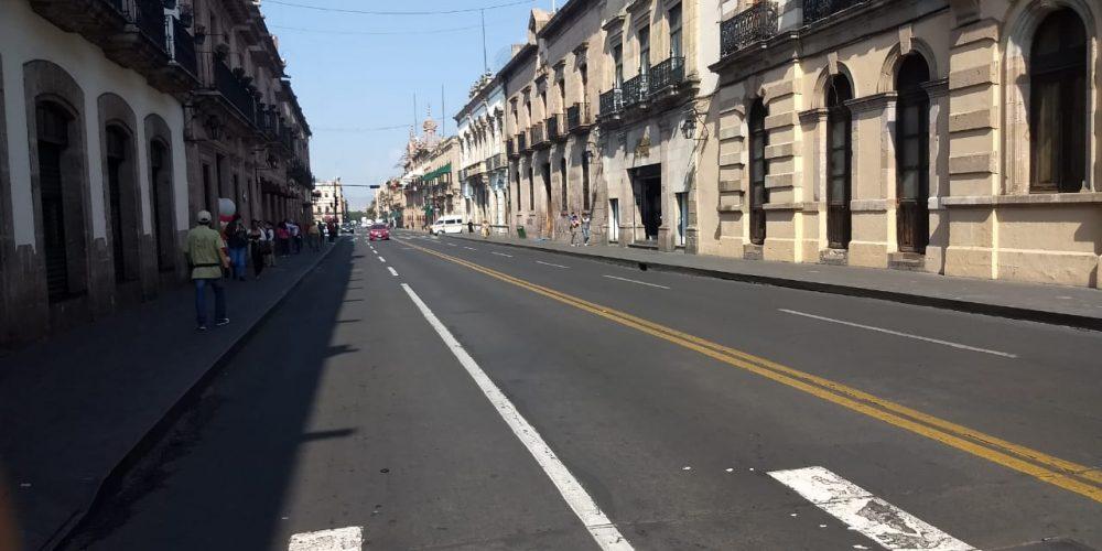 Menos de 10% ha caído ocupación hotelera en Michoacán