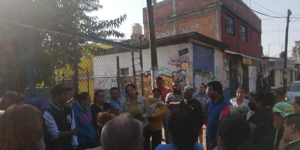 El OOAPAS atiende a vecinos de Infonavit La Colina