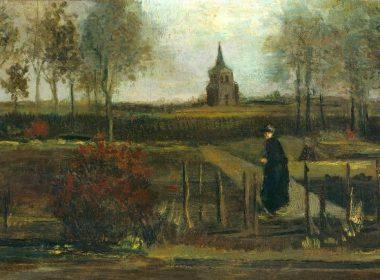 Roban cuadro de Van Gogh del museo Singer