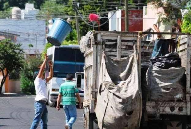 Por COVID-19, recolectores de basura reducirán jornadas