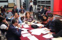 Comisiones revisarían juicio político contra Silvano la próxima semana