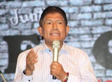Juan Osorio hará película sobre el COVID-19