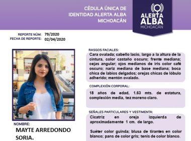 Activan Alerta Alba por Mayte Arredondo Soria