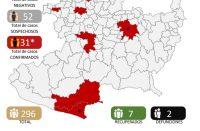 Michoacán registra su segunda persona muerta coronavirus; suman 31 casos confirmados