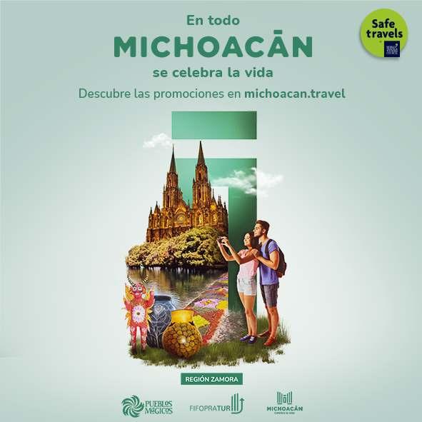 Turismo Michoacán