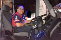Conductor de ruta Paloma Azul no cobrará pasaje a médicos y enfermeras