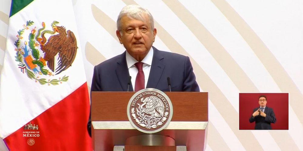 Descarta AMLO discusión con gobernadores del PAN