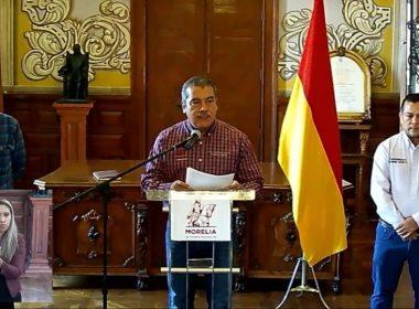 Ayuntamiento beneficiará a 35 mil familias morelianas con despensas durante contingencia por COVID-19