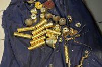 objetos robados en parroquia de Ciudad Hidalgo