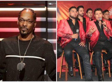 Banda MS y Snoop Dogg rompen el internet con colaboración