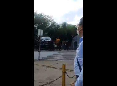 Por cuestionar a Policía Michoacán, detienen a regidor de Morelia
