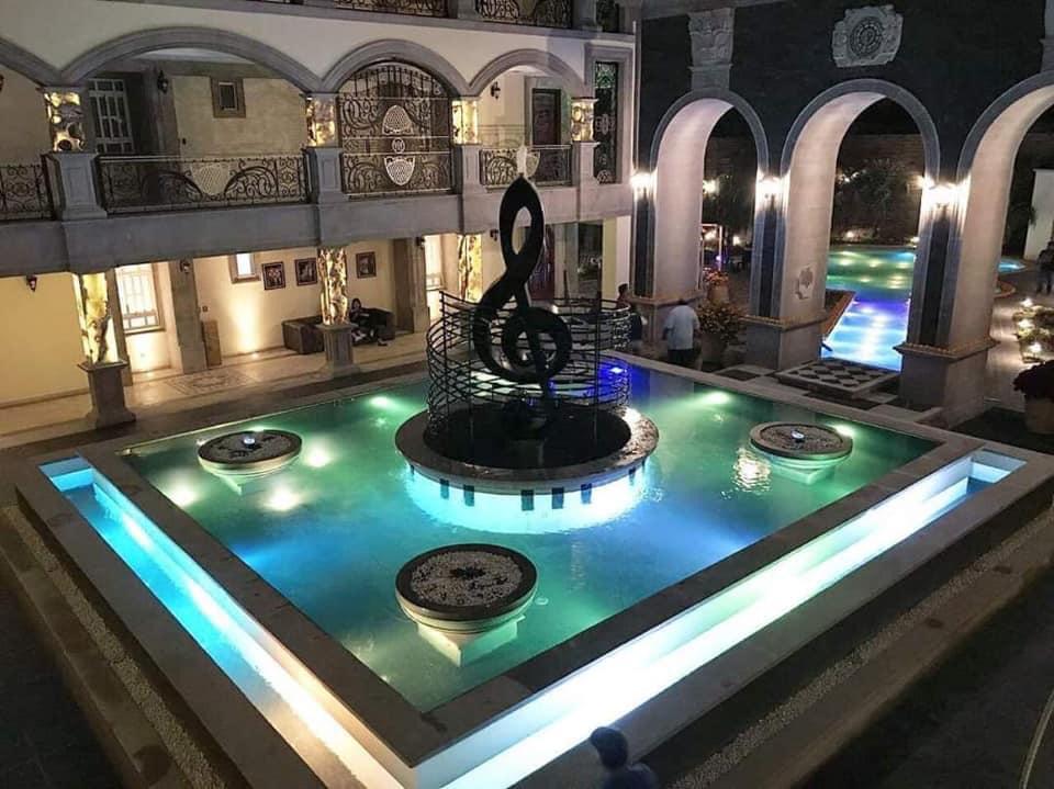 """De """"lujo"""" el Hotel Mansión Solís en Morelia propiedad de El Buki - Noticias de Michoacán"""
