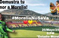 Aficionados de Monarcas convocan a marcha en el Estadio Morelos
