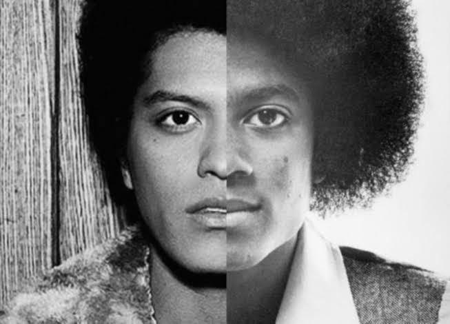 Internautas señalan que Michael Jackson podría ser padre de Bruno Mars