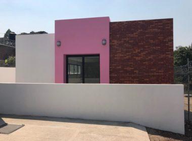 Morelia concluye la Casa de la Mujer