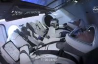 Cancela NASA lanzamiento de cohete tripulado