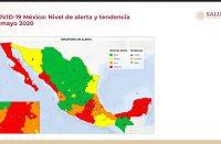 """Michoacán sin """"Municipios de la Esperanza""""; con alerta alta y tendencia estable"""