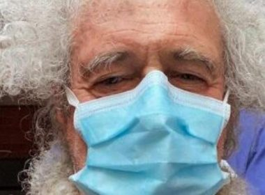 Exguitarrista de Queen ingresa a hospital