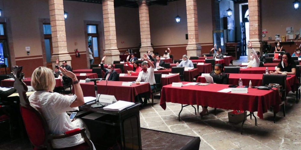 Aprueban diputados locales reformas a Ley de Responsabilidades Administrativas