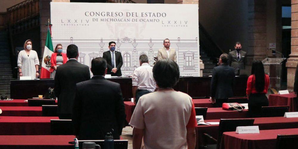 Improcedente juicio político contra presidenta municipal y ayuntamiento de Nahuatzen