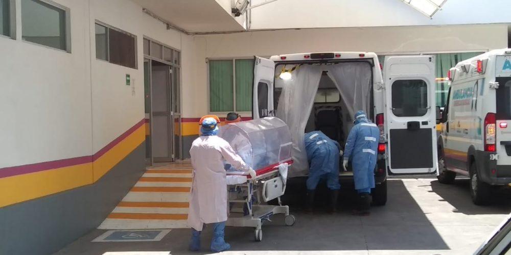 Al limite atención hospitalaria en Mexicali ante Covid-19