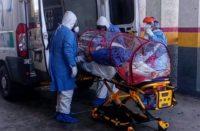 Supera México más de 35 mil muertes por coronavirus