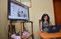 UMSNH celebra examen virtual 100 a alumna de posgrado