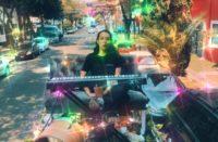 Flor Amargo reaparece en las calles y usuarios en redes sociales se burlan de ella