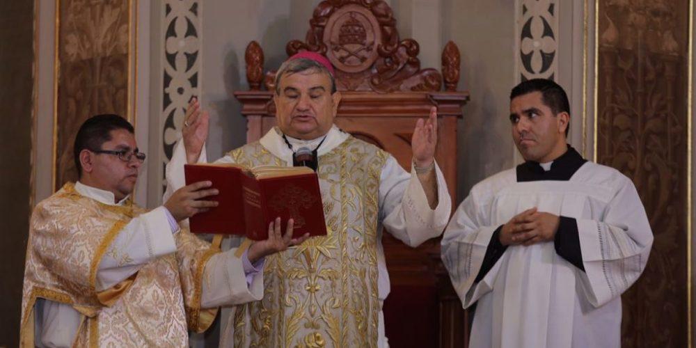 El arzobispo de la Arquidiócesis de Morelia, Carlos Garfias Merlos, confirmó que el Consejo Interreligioso, integrado por iglesias evangélicas y la comunidad eclesial, conformaron un protocolo para la apertura del culto público y actividades religiosas en Michoacán