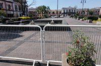 Instalarán semáforos epidemiológicos en plazas