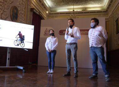 Ayuntamiento instalará en Morelia, sistema de bicicletas públicas